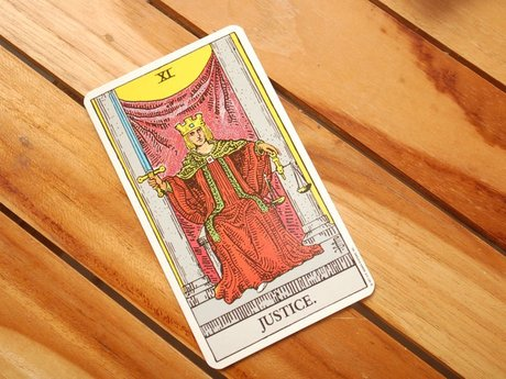 Quick Tarot Reading (One Card)