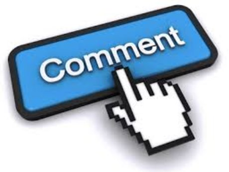 Comment On Your Blog or Forum