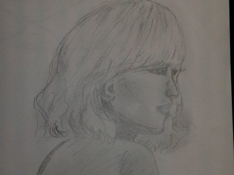 PENCIL SKETCH your PORTRAIT.