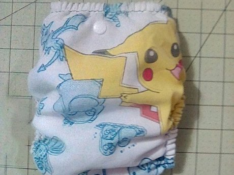 Custom cloth diapers