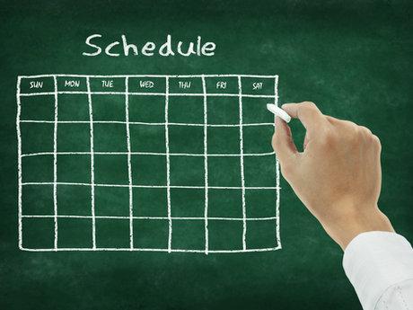 Help Procrastinators Schedule