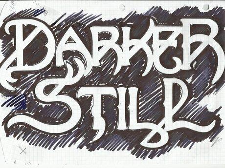 Hand-drawn logo design