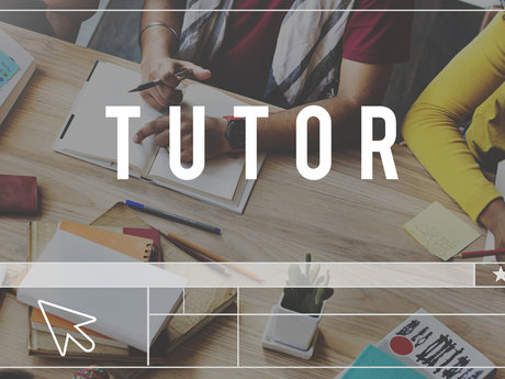 Tutor anything in English, French