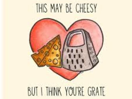 The Giver of cheesy pickup lines.