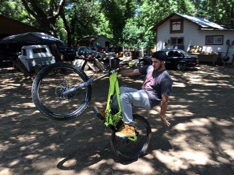 Bike Repair/Riding Lessons