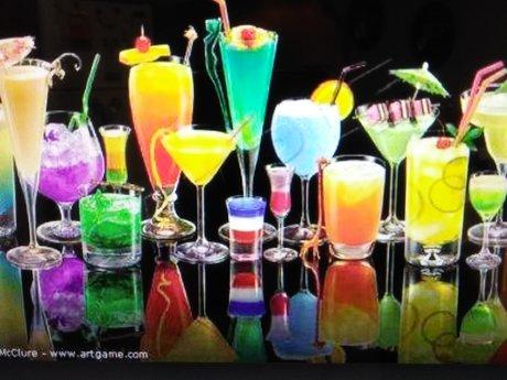 Alcoholic drink recipe