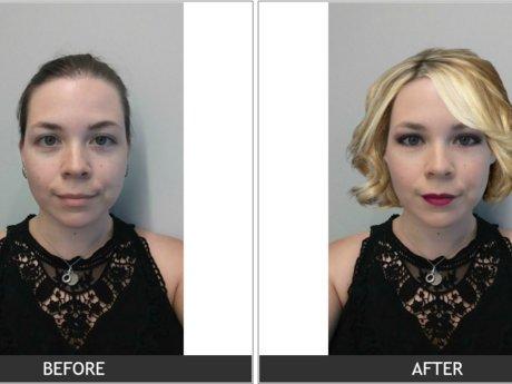 Virtual Hair and Makeup-PROMO DEAL