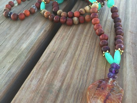 Learn to make your own Mala