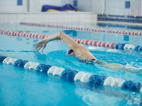 45 minute swim lesson