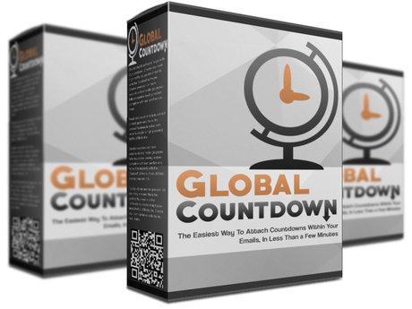Global Countdown Timer - WordPress