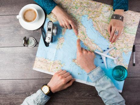 60 min of travel planning help