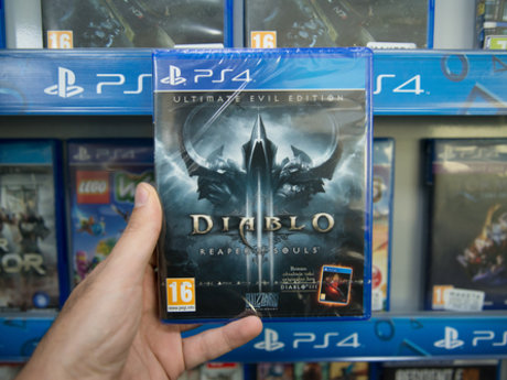 Diablo 2 or 3 Companion