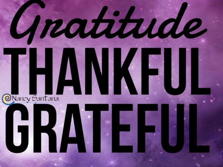 Gratitude Mindset in 30 Days