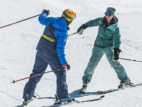 Ski Lessons or Tips