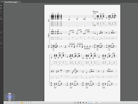 Music Composition/Transcription
