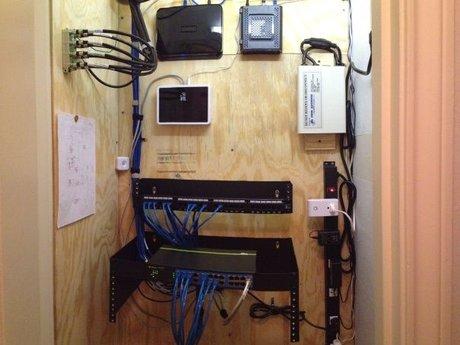 Network and Wifi setup