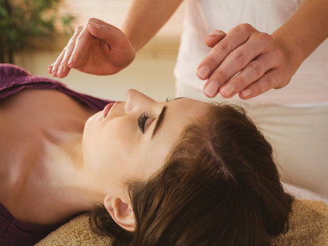 30 minutes of long distance reiki