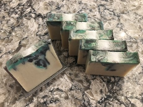 Sea Swirl Soap
