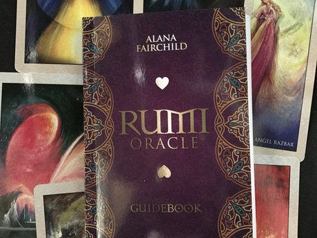 Rumi Oracle Card Reading