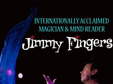 Magic & Psychicry of Jimmy Fingers