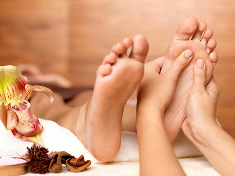 30 Minute Foot Massage