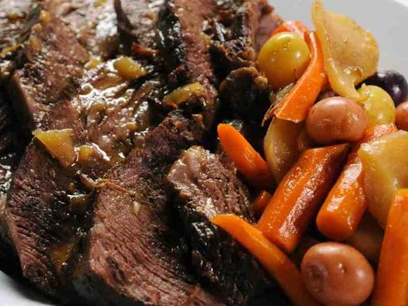 Bomb-A** Pot Roast Recipe