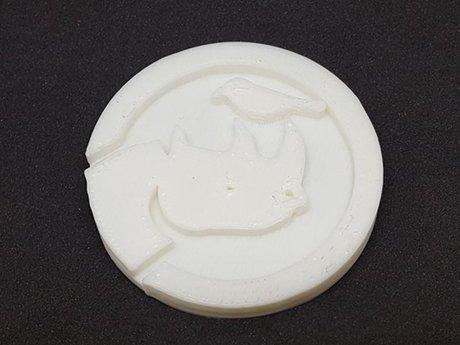 3D Printed Simbi Coin