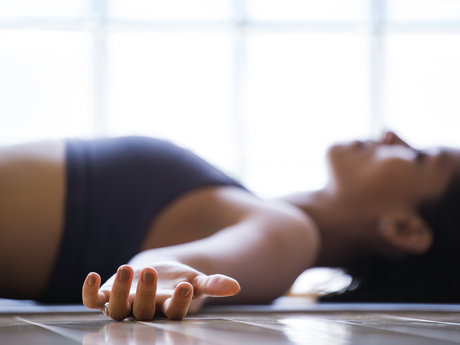 Restorative Yin Yoga