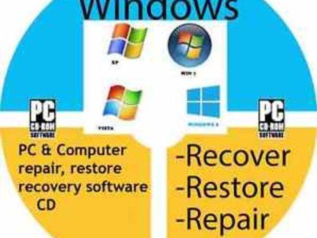 Windows Maintenance & Upgrades