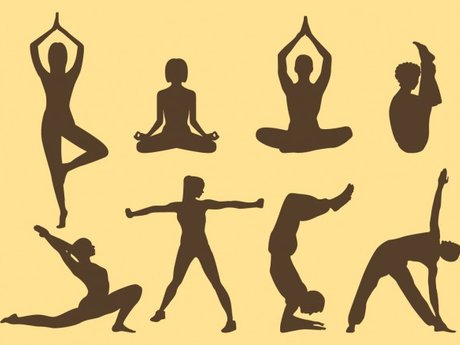 Yoga class for first timer