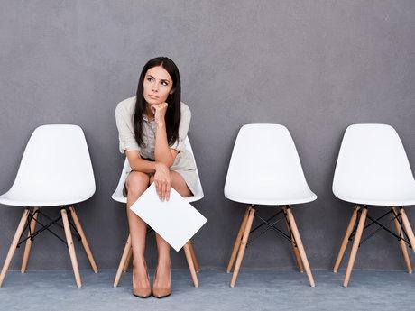 Practice job interview