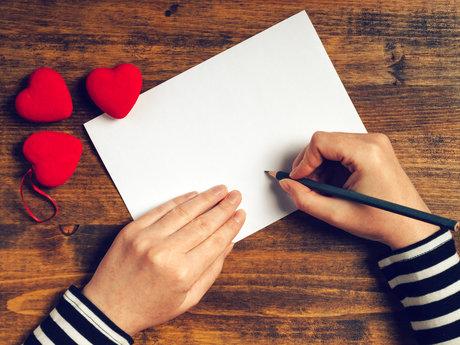 Short poem for card, note, letter