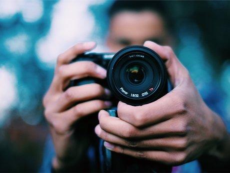 Product or Headshot Photography