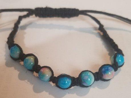 Cosmic Comfort Reiki Hemp Bracelet
