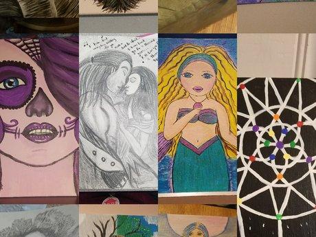 Healing Art Work