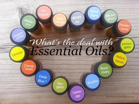 Essential Oils Lesson