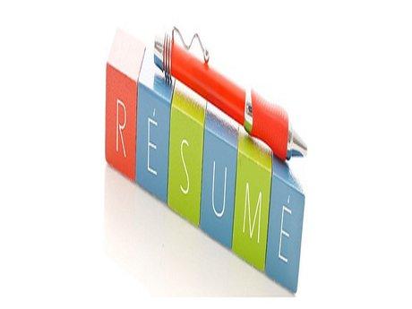 Resume rewriting or editing