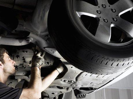General auto mechanic