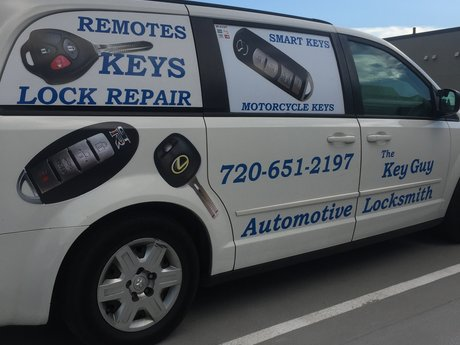 Car lockout Service in Lakewood, CO