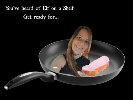 Elf on a Shelf But Get Ready for...