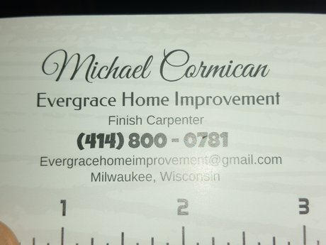 Construction (Any home repair)