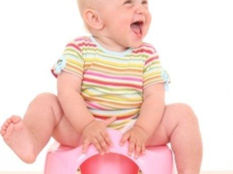 """EC"" Infant potty training info"