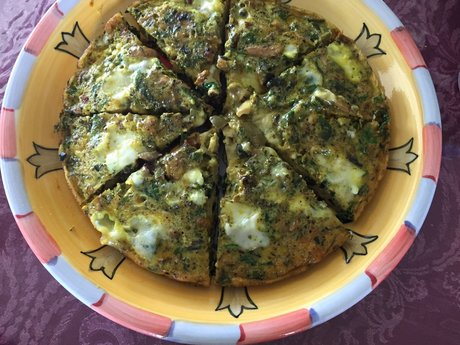 Organic Breakfast Frittata