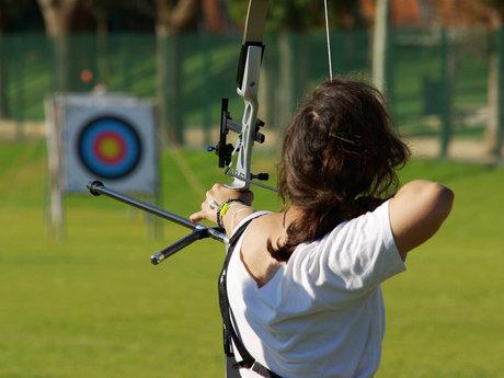 30-minute archery basic instructio