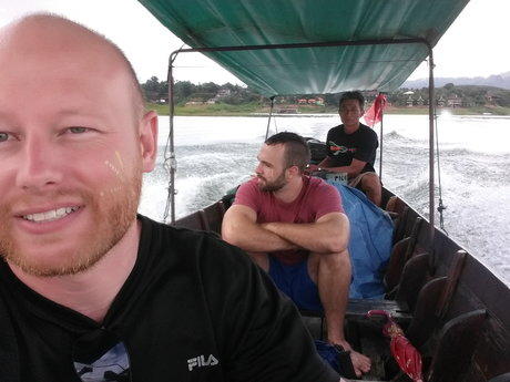 Teach you how to move to Thailand