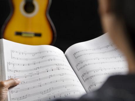 30 minute online guitar lesson