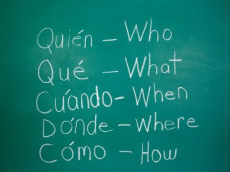 Spanish and English translation