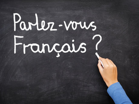 French and English translation