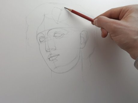 30-minute drawing lesson