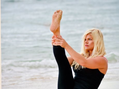 60 minute private Pilates session